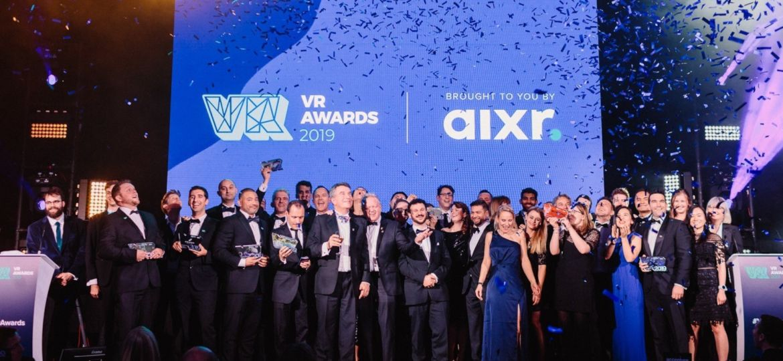 VR awards virtualware