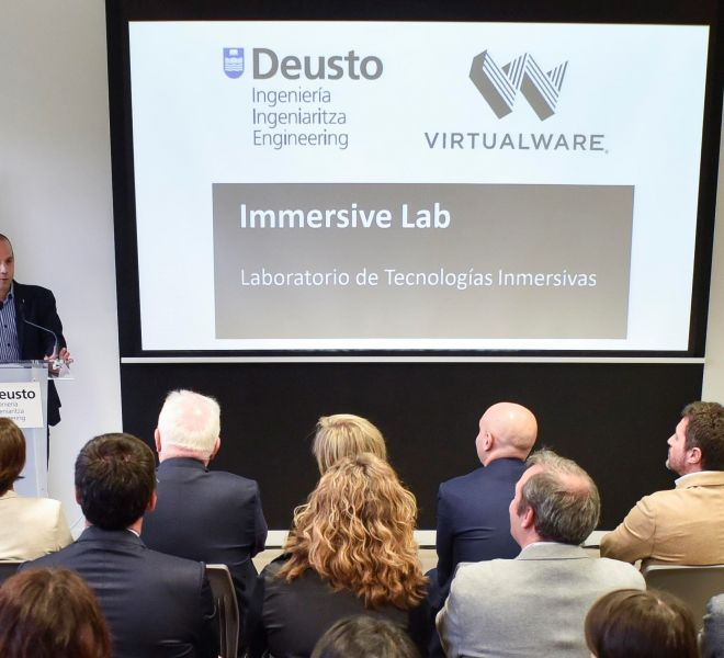 Immersive Lab opening