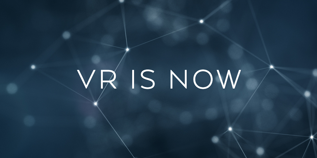 VR IS NOW Virtualware