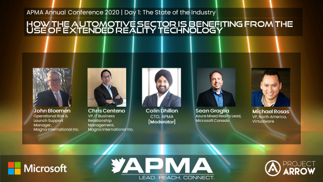 APMA XR Technolgy