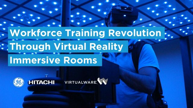 Virtualware GE workforce training revolution