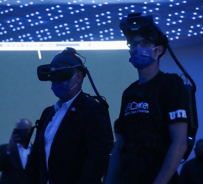 VR Center UTR Virtualware