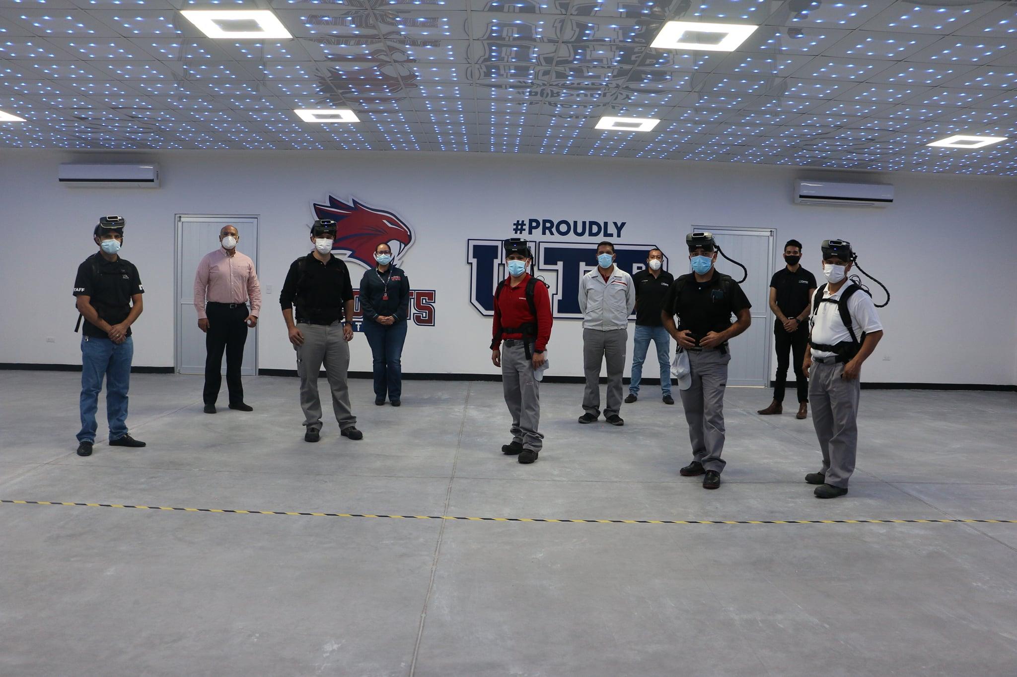 Nissan VR Center